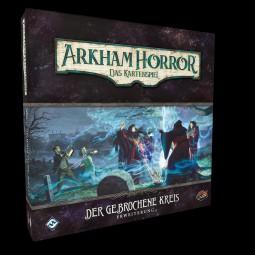 Arkham Horror - Das Kartenspiel - Der gebrochene Kreis Erweiterung