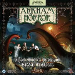Arkham Horror (deutsch) - Miskatonic Horror Erweiterung