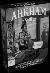 Arkham Noir - Fall 1 - Die Hexenkult-Morde