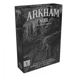 Arkham Noir - Fall 2 - Vom Donner gerufen