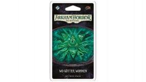 Arkham Horror - Das Kartenspiel - Wo Götter wohnen