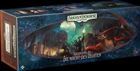 Arkham Horror - Das Kartenspiel - Rückkehr zu: Die Nacht des Zeloten Erweiterung