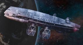 Star Wars - Armada (deutsch) - Imperialer Angriffsträger Pack