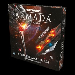 Star Wars: Armada - Rebellion im Outer Rim Kampagnen-Erweiterung