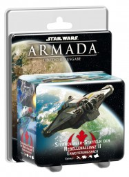 Star Wars - Armada (deutsch) - Sternenjäger-Staffeln der Rebellenallianz II Pack