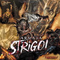 Armata Strigoi - Das Powerwolf Brettspiel (englisch / deutsch)