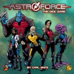 Astroforce: The dice game (englisch)