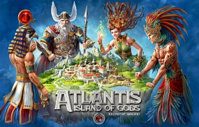 Atlantis - Island of Gods (deutsch / englisch)