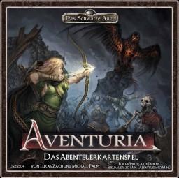 Aventuria - Das Abenteuerkartenspiel