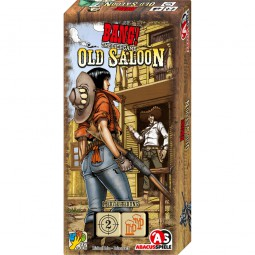 Bang - The dice game (deutsch) - Old Saloon Erweiterung
