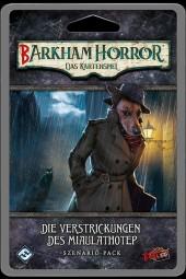BArkham Horror - Das Kartenspiel - Die Verstrickung des Miaulathotep Szenario Pack