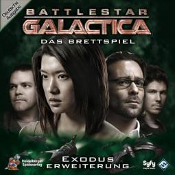 Battlestar Galactica (deutsch) - Exodus Erweiterung