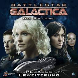 Battlestar Galactica (deutsch) - Pegasus Erweiterung