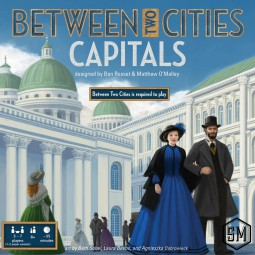 Between two cities (englisch) - Capitals Expansion