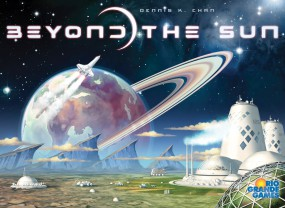 Beyond the sun (englisch)