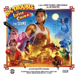 Big trouble in Little China - The game - versandkostenfrei