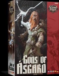 Blood Rage - Die Götter von Asgard Erweiterung (deutsch)