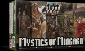 Blood Rage - Die Mystiker von Midgard Erweiterung (deutsch)