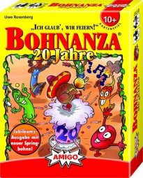 Bohnanza - 20 Jahre Jubiläumsedition