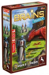 Brains Family - Burgen & Drachen