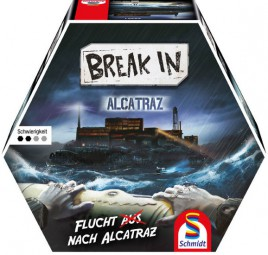 Break In - Alcatraz (deutsch)
