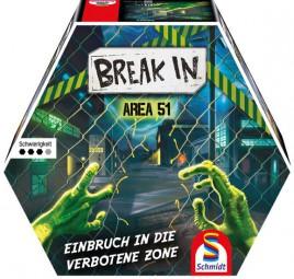 Break In - Area 51 (deutsch)