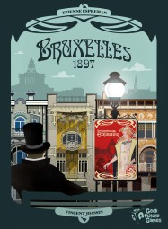 Bruxelles 1897 (englisch / deutsch)