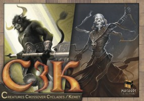 C3K - Creatures Crossover Cyclades / Kemet Expansion (deutsch)