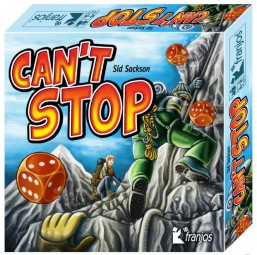 Can't stop - Neuauflage