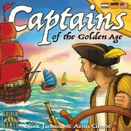 Captains of the Golden Age (deutsch) mit Promo