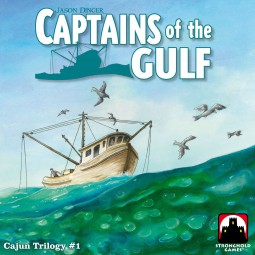Captains of the Gulf (englisch)
