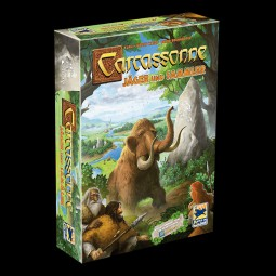 Carcassonne - Jäger & Sammler Neuauflage