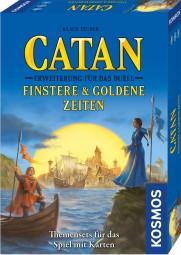 Catan - Das Duell - Erweiterung Finstere & Goldene Zeiten