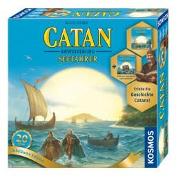 Catan - Seefahrer Erweiterung Jubiläumsedition