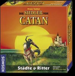 Die Siedler von Catan - Städte und Ritter