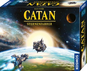Catan - Sternenfahrer - versandkostenfrei