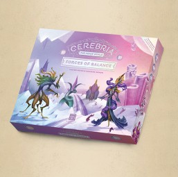 Cerebria - The inside world - Forces of Balance Expansion