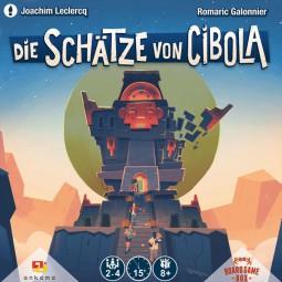 Die Schätze von Cibola (deutsch)