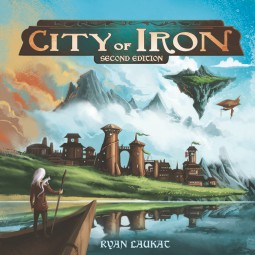 City of iron 2. Edition (englisch)