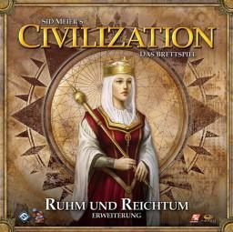Civilization (deutsch) - Ruhm und Reichtum Erweiterung