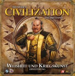 Civilization (deutsch) - Weisheit und Kriegskunst Erweiterung