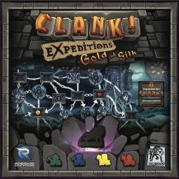 Clank! Expeditions (englisch) - Gold and Silk Expansion
