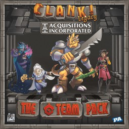 Clank! Legacy: Acquisitions Incorporated - The