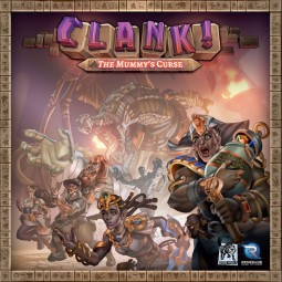Clank! (englisch) - The Mummy's Curse Expansion