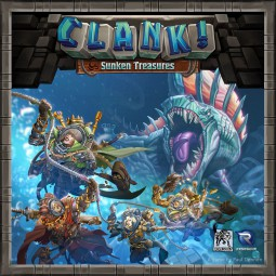 Clank! (englisch) - Sunken Treasures Expansion