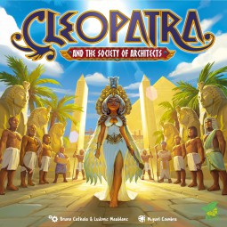 Cleopatra and the Society of Architects: Deluxe Edition (englisch)