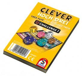 Clever hoch drei - Challenge 1