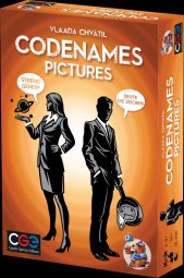 Codenames: Pictures (deutsch)
