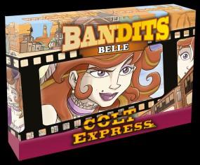 Colt Express - Bandits Belle Erweiterung
