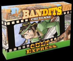 Colt Express - Bandits Cheyenne Erweiterung
